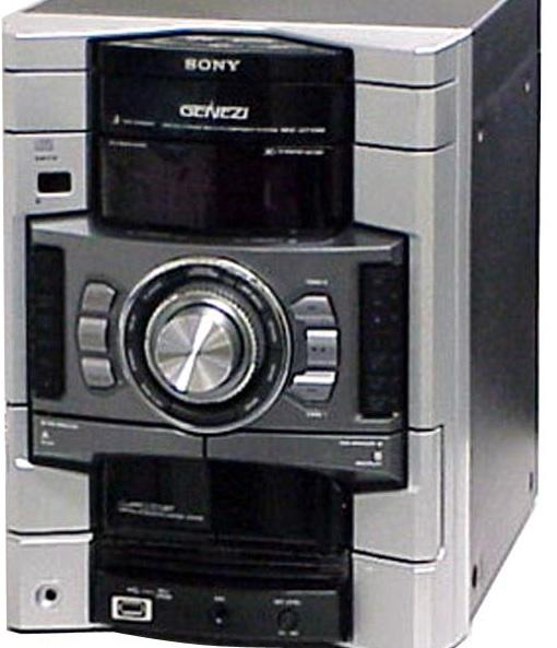 Equipo Sony Hcd